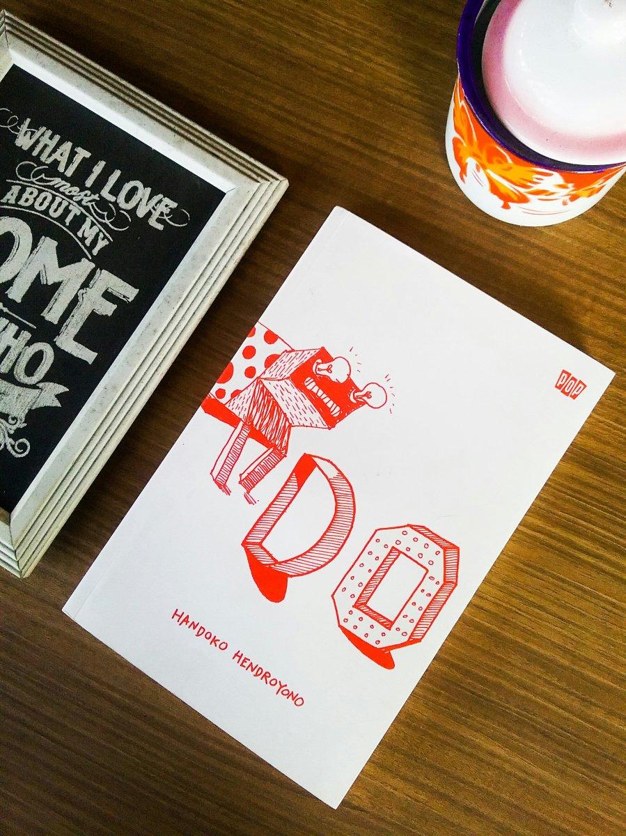 DO ! Buku yang melarang mikir (kelamaan) – SofianHadi.com