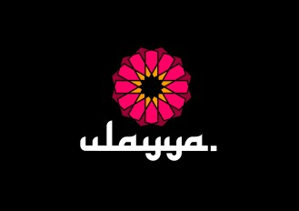 Ulayya Logo-black