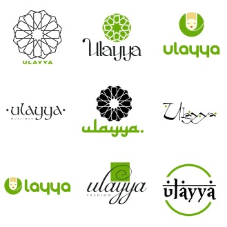 Ulayya Presentation green