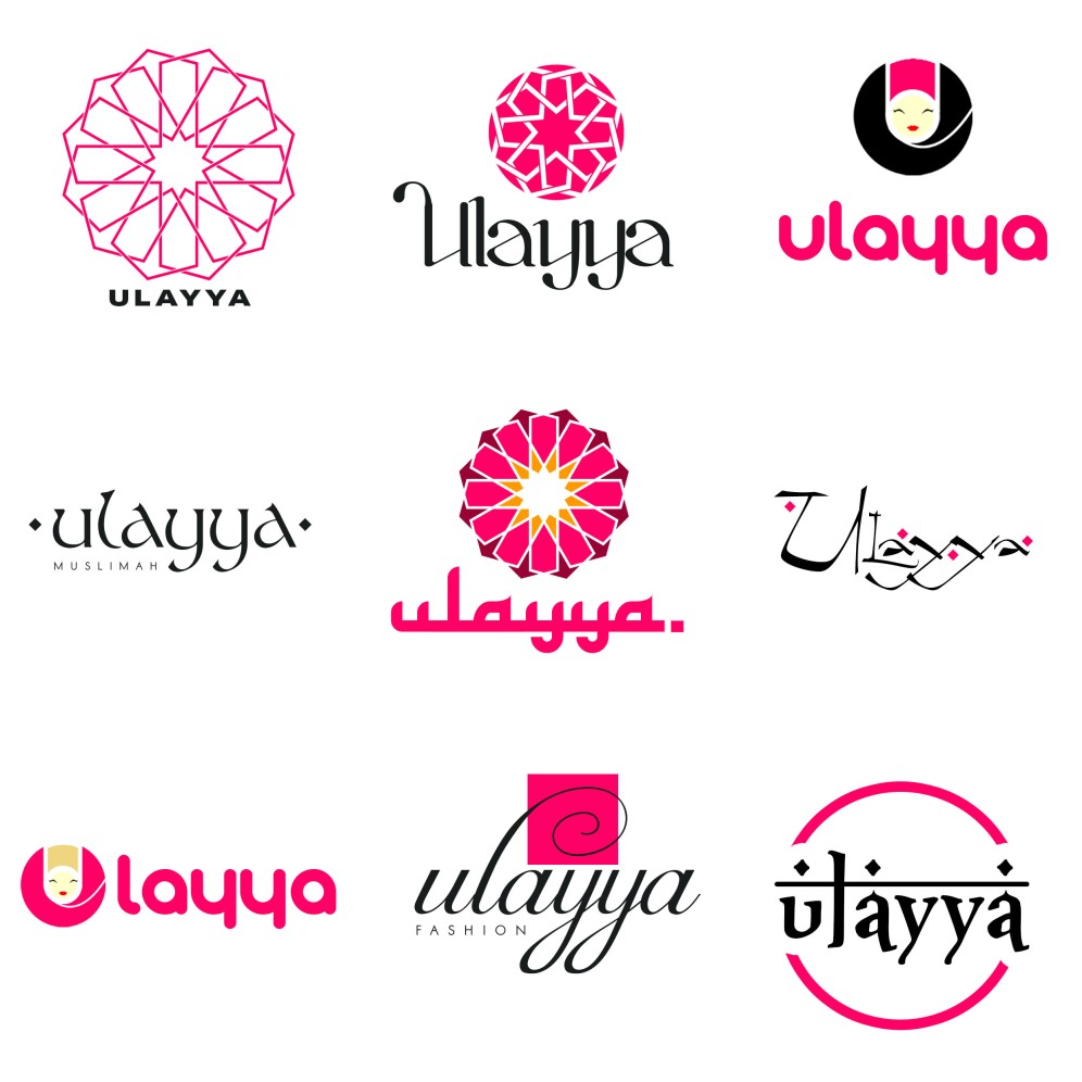 Ulayya Presentation pink
